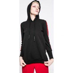 Answear - Bluza Sporty Fusion. Brązowe bluzy damskie ANSWEAR, z bawełny. W wyprzedaży za 79.90 zł.