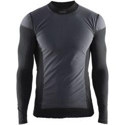 Craft Koszulka Męska ax2.0 Ws Ls Czarna S. Czarne koszulki sportowe męskie Craft, z długim rękawem. Za 269.00 zł.