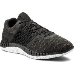 Buty Reebok - Print Run Dist CN0411 Black/Alloy/White. Czarne buty sportowe męskie Reebok, z materiału. W wyprzedaży za 219.00 zł.