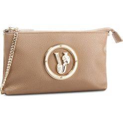 Torebka VERSACE JEANS - E3VSBPV3 70790 148. Brązowe torebki do ręki damskie Versace Jeans, z jeansu. Za 369.00 zł.