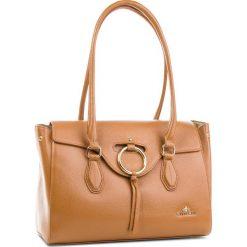 Torebka WITTCHEN - 86-4E-380-5 Brązowy. Brązowe torebki do ręki damskie Wittchen, ze skóry. W wyprzedaży za 429.00 zł.