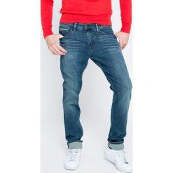 Calvin Klein Jeans - Jeansy. Niebieskie jeansy męskie Calvin Klein Jeans. W wyprzedaży za 379.90 zł.
