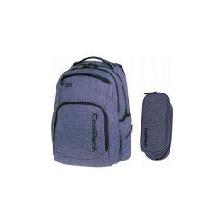 Plecak Młodzieżowy Coolpack Break Denim +piórnik. Torby i plecaki dziecięce marki Pulp. Za 149.00 zł.