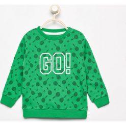 Wzorzysta bluza - Zielony. Bluzy dla chłopców marki Pollena Savona. W wyprzedaży za 14.99 zł.
