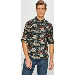 Pepe Jeans - Koszula Keith. Szare koszule męskie Pepe Jeans, z bawełny, z klasycznym kołnierzykiem, z długim rękawem. Za 339.90 zł.
