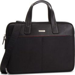 Torba na laptopa WITTCHEN - 87-3U-200-1 Czarny. Czarne torby na laptopa damskie Wittchen, z materiału. Za 599.00 zł.