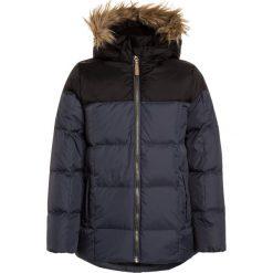 Mikkline BOYS JACKET  Kurtka puchowa blue nights. Kurtki i płaszcze dla dziewczynek mikk-line, na zimę, z materiału. W wyprzedaży za 458.10 zł.