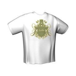 GamersWear GODLIKE T-Shirt biała (M) ( 5990-M ). Białe t-shirty i topy dla dziewczynek GamersWear. Za 80.08 zł.