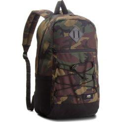 Plecak VANS - Snag Backpack VN0A3HCB97I Classic Camo. Zielone plecaki damskie Vans, z materiału, sportowe. W wyprzedaży za 139.00 zł.