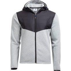 Bluza męska BLM605 - ŚREDNI SZARY MELANŻ - Outhorn. Szare bluzy męskie Outhorn, na jesień, melanż, z dzianiny. W wyprzedaży za 104.99 zł.