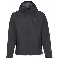 Marmot Kurtka Męska Minimalist Jacket Black S. Czarne kurtki sportowe męskie Marmot, z gore-texu. Za 869.00 zł.