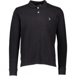 Koszulka polo w kolorze czarnym. Koszulki polo męskie marki INESIS. W wyprzedaży za 130.95 zł.