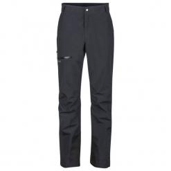 Marmot Męskie Spodnie Outdoor Metis Pant Black Xl. Czarne spodnie sportowe męskie Marmot, z gore-texu. Za 795.00 zł.