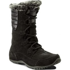 Śniegowce THE NORTH FACE - Nuptse Purna II T932Y7YXW Tnf Black/Beluga Grey. Czarne kozaki damskie The North Face, z gumy. Za 649.00 zł.