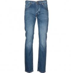 """Dżinsy """"Michigan"""" - Regular fit - w kolorze niebieskim. Niebieskie jeansy męskie Mustang. W wyprzedaży za 152.95 zł."""