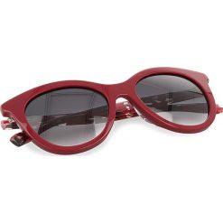 Okulary przeciwsłoneczne BOSS - 0310/S Red Grey 8A4. Czerwone okulary przeciwsłoneczne damskie Boss. W wyprzedaży za 399.00 zł.