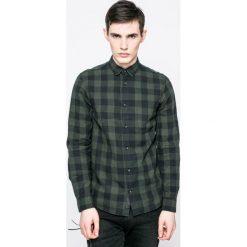 Produkt by Jack & Jones - Koszula Graham. Koszule męskie PRODUKT by Jack & Jones, w kratkę, z bawełny, button down, z długim rękawem. W wyprzedaży za 79.90 zł.