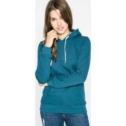 The North Face - Bluza. Szare bluzy damskie The North Face, z nadrukiem, z bawełny. W wyprzedaży za 229.90 zł.