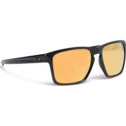 Okulary przeciwsłoneczne OAKLEY - Sliver Xl OO9341-07 Matte Black/24k Iridium. Szare okulary przeciwsłoneczne męskie marki Giacomo Conti, na zimę, z tkaniny. W wyprzedaży za 449.00 zł.