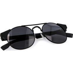 Okulary przeciwsłoneczne BOSS - 0280/S Matt Black 003. Czarne okulary przeciwsłoneczne damskie Boss. W wyprzedaży za 399.00 zł.
