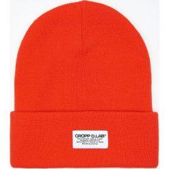 Czapka - Pomarańczowy. Brązowe czapki i kapelusze męskie Cropp. Za 29.99 zł.