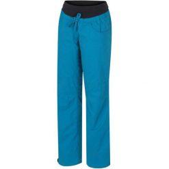 Hannah Spodnie Damskie Gina Algiers Blue 40. Niebieskie spodnie sportowe damskie Hannah, z gumy. Za 215.00 zł.