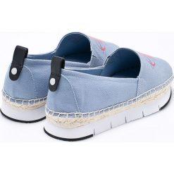 Calvin Klein Jeans - Espadryle. Espadryle damskie marki bonprix. W wyprzedaży za 279.90 zł.