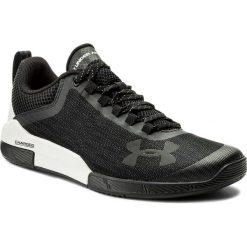 Buty UNDER ARMOUR - Ua Charged Legend Tr 1293035-003 Blk. Czarne buty sportowe męskie Under Armour, z materiału. W wyprzedaży za 369.00 zł.