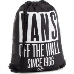 Plecak VANS - League Bench Ba VN0002W6LWM Midnight Black. Czarne plecaki damskie Vans, z materiału, sportowe. Za 39.00 zł.