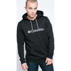 Columbia - Bluza Basic Logo II Hoodie. Czarne bluzy męskie Columbia, z aplikacjami, z bawełny. Za 259.90 zł.