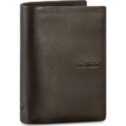 Duży Portfel Męski STRELLSON - Carter 4010001188 Black 900. Czarne portfele męskie Strellson. W wyprzedaży za 179.00 zł.