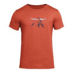 Devold Męska Koszulka Nipa Tee Ceglany Xxl. Różowe koszulki sportowe męskie Devold, z wełny, z krótkim rękawem. Za 315.00 zł.