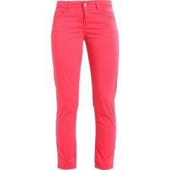 Liu Jo Jeans MONROE  Spodnie materiałowe pink. Spodnie materiałowe damskie Liu Jo Jeans, z bawełny. W wyprzedaży za 500.65 zł.