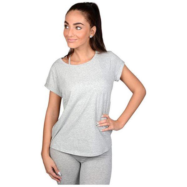 936672a7722bd Tommy Hilfiger T-Shirt Damski Modern Class Ic Tee Ss Uw0Uw00500-004 Grey  Heather (Rozmiar L) - T-shirty damskie marki Tommy Hilfiger. Za 0.00 zł.