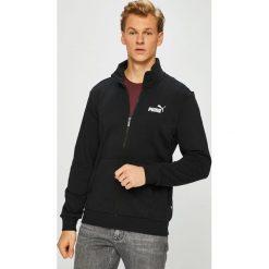 Puma - Bluza. Czarne bluzy męskie Puma, z bawełny. Za 219.90 zł.