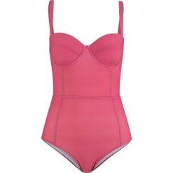 Kostium kąpielowy shape, na fiszbinach bonprix jeżynowy. Fioletowe kostiumy jednoczęściowe damskie bonprix. Za 79.99 zł.