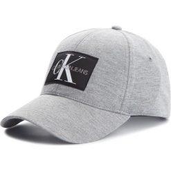 Czapka z daszkiem CALVIN KLEIN JEANS - J Monogram Cap M K40K400752 013. Szare czapki i kapelusze męskie Calvin Klein Jeans. Za 159.00 zł.