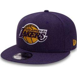 New Era - Czapka Team Heather Los Angeles Leakers. Brązowe czapki i kapelusze męskie New Era. W wyprzedaży za 99.90 zł.