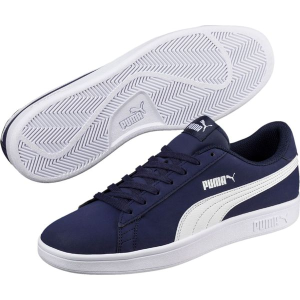 Puma buty Smash v2 Buck Peacoat White 44