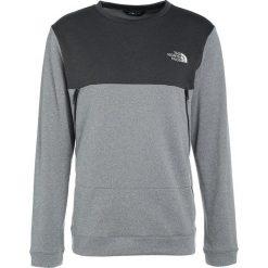 The North Face MOUNTEK CREW Bluza z polaru medium grey heather. Bluzy męskie The North Face, z bawełny. Za 379.00 zł.