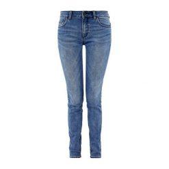 S.Oliver Jeansy Damskie Superskinny 42/32 Niebieskie. Niebieskie jeansy damskie S.Oliver. W wyprzedaży za 169.00 zł.