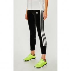 Adidas Originals - Legginsy. Szare legginsy damskie adidas Originals, z dzianiny. Za 169.90 zł.