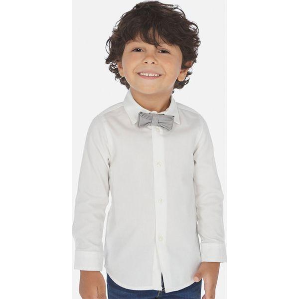 Mayoral Koszula dziecięca 92 134 cm biały |