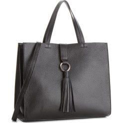 Torebka CREOLE - K10519 Czarny. Czarne torebki do ręki damskie Creole, ze skóry. Za 309.00 zł.