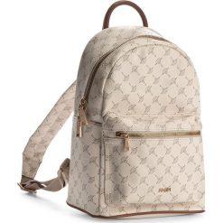Plecak JOOP! - Salome 4140003271 Offwhite 101. Brązowe plecaki damskie JOOP!, ze skóry ekologicznej. Za 879.00 zł.