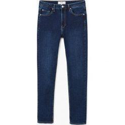 Mango - Jeansy Anna. Niebieskie jeansy damskie Mango. Za 129.90 zł.
