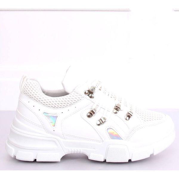 Buty sportowe białe CB19080 White