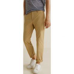 Mango Man - Spodnie Borne3. Eleganckie spodnie męskie marki Giacomo Conti. W wyprzedaży za 99.90 zł.