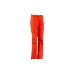 Spodnie wierzchnie Alpinism damskie. Brązowe spodnie materiałowe damskie SIMOND, z materiału. Za 499.99 zł.