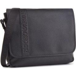 Torba na laptopa EMPORIO ARMANI - Y4M173 YG89J 81072 Black. Czarne torby na laptopa damskie Emporio Armani, ze skóry ekologicznej. Za 1,069.00 zł.